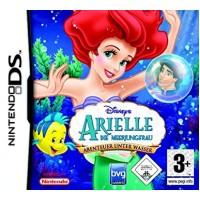 Arielle Die Meerjungfrau Abenteuer unter Wasser für den Nintendo DS