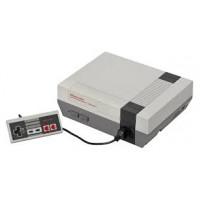 Nintendo NES Konsole inkl. 2 Controller