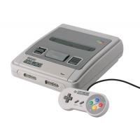 Super Nintendo Konsole inkl. 2 Controller