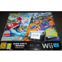 Wii U Konsole inkl. OVP und Mario Kart 8 + Splatoon